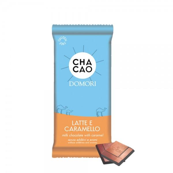 Domori - Chacao Latte e Caramello, 50g