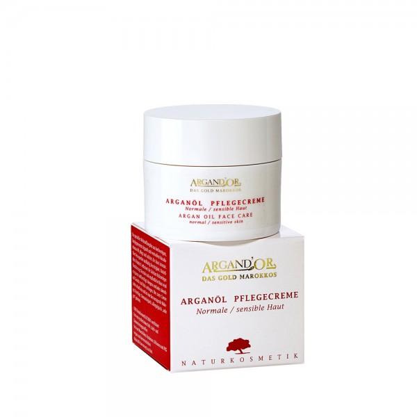 Argand'Or - Arganöl Pflegecreme-Normale / sensible Haut