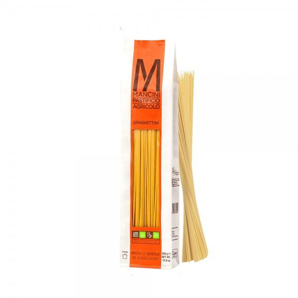 Mancini Pasta - Spaghettini - 500g