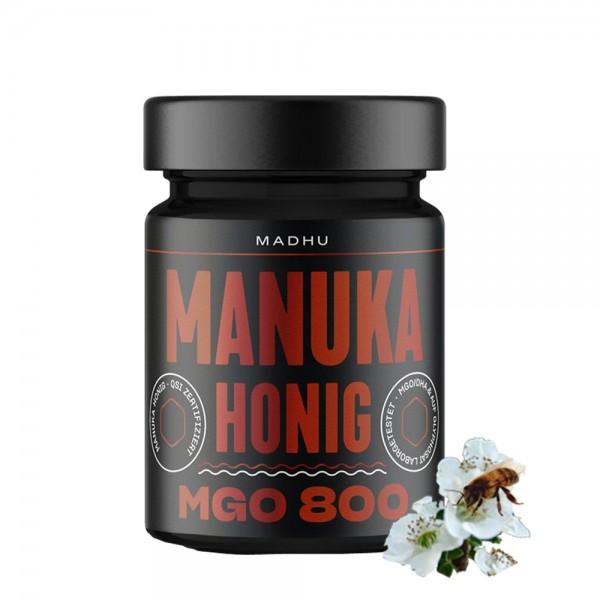 Madhu - Manuka Honig MGO 800