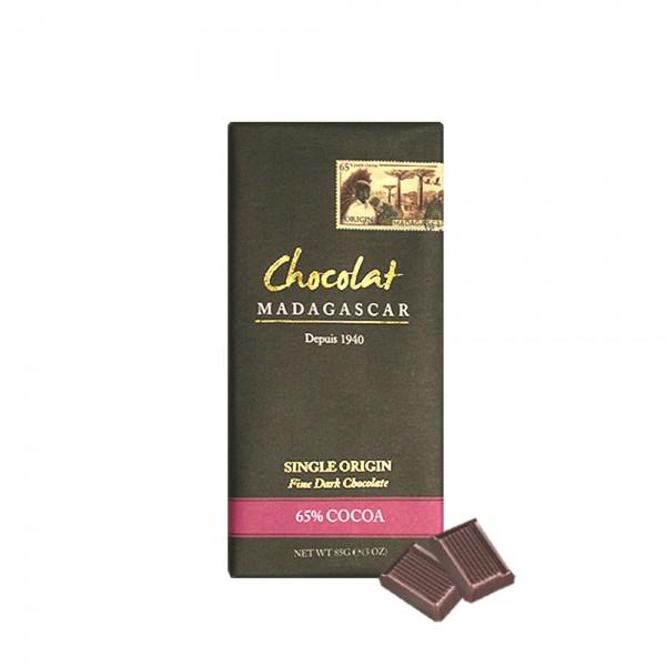 Robert Chocolat - Madagaskar Schokolade 65%
