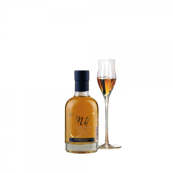 Inga Lorenzo - My Grappa Barrique Selection