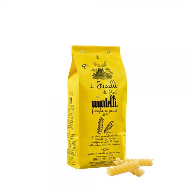 Martelli Pasta - Fusilli di Pisa 500g
