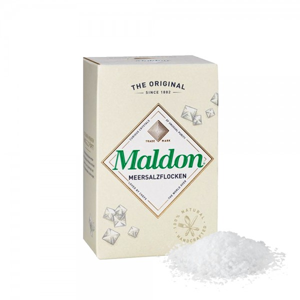 Maldon Crystal Salt, Maldon Sea Salt 250g