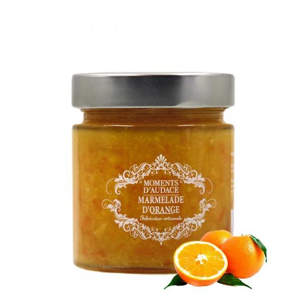 Moment d'audace, Marmelade d'Orange - 250g