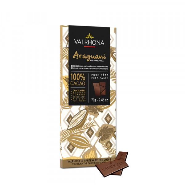 Valrhona - Noir Araguani 100%