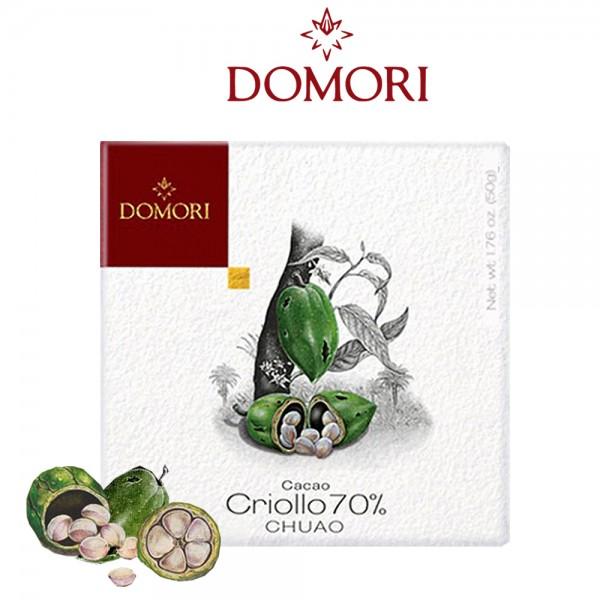 Domori - Criollo Chuao 70% - 50g