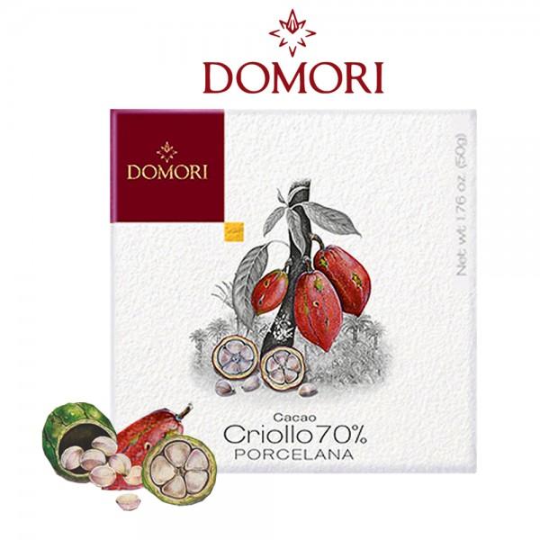 Domori - Criollo Porcelana 70% - 50g