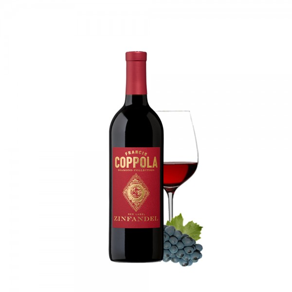 Francis Ford Coppola, Diamond Collection Zinfandel Jg. 2016