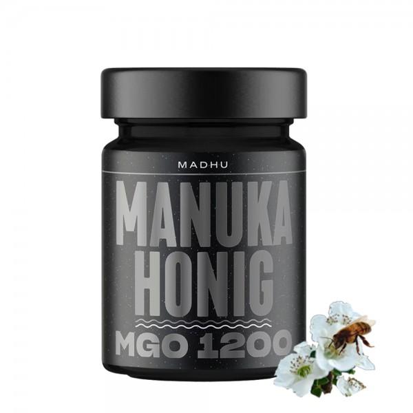Madhu - Manuka Honig MGO 1200