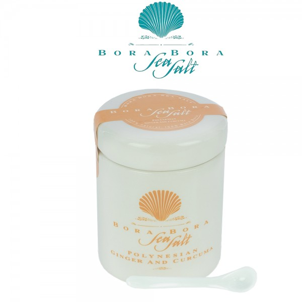 Bora Bora - Sea Salt Ingwer & Kurkuma 75g