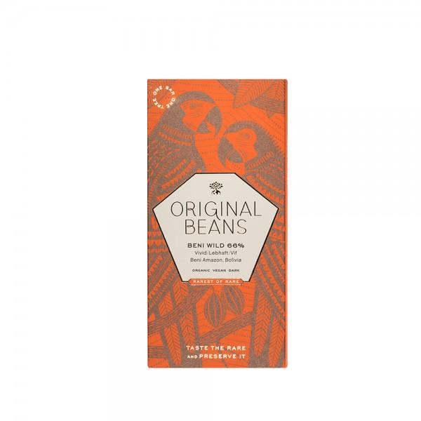 Original Beans - Beni Wild 66%