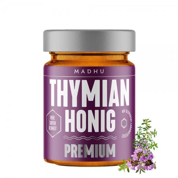 Madhu - Thymian Honig Premium 250g