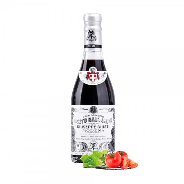 Giusti - Aceto Balsamico d'Argento, 250 ml