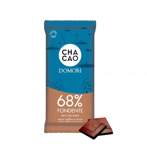 Domori - Chacao 68 % Fondente, 50g
