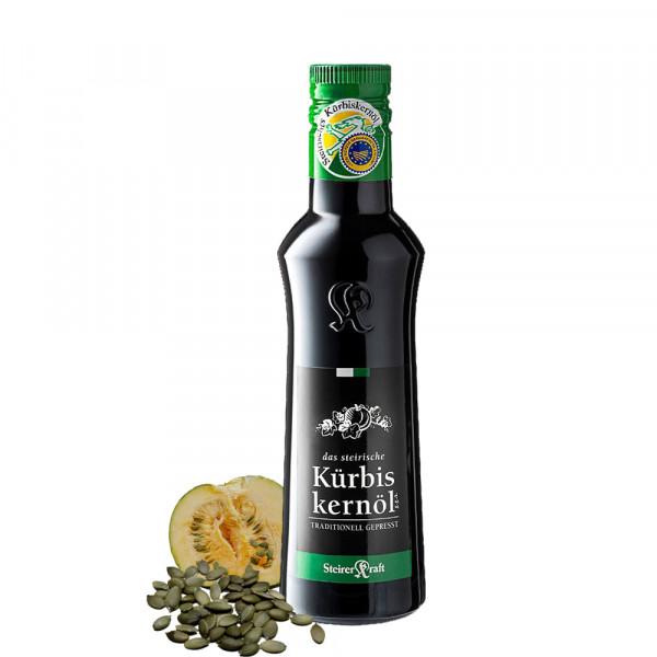 Steirerkraft, Steirisches Kürbiskernöl g.g.A. Premium
