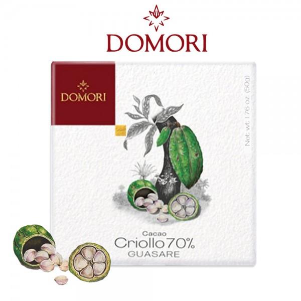 Domori - Criollo Guasare 70% - 50g