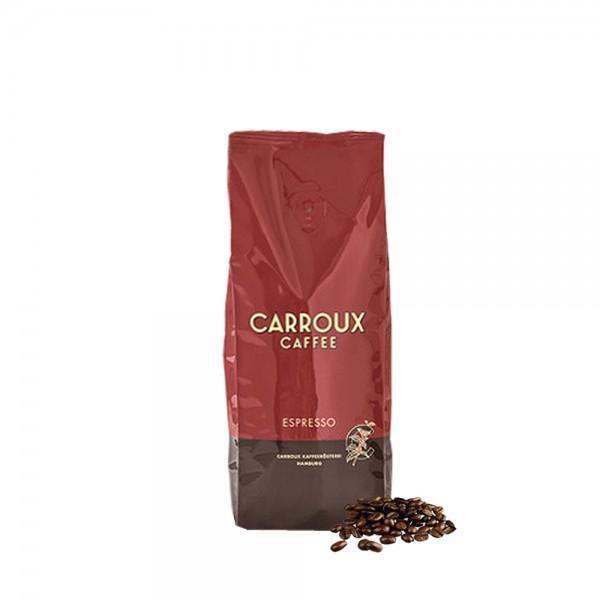 Carroux Caffee Espresso 500g
