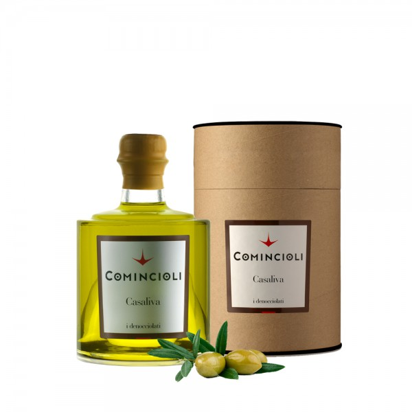 Comincioli - Olivenöl Casaliva extravergine 0,25 l
