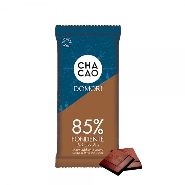 Domori - Chacao 85 % Fondente, 50g