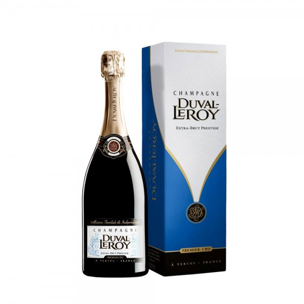 Duval-Leroy - Champagne Extra Brut 0,75 l