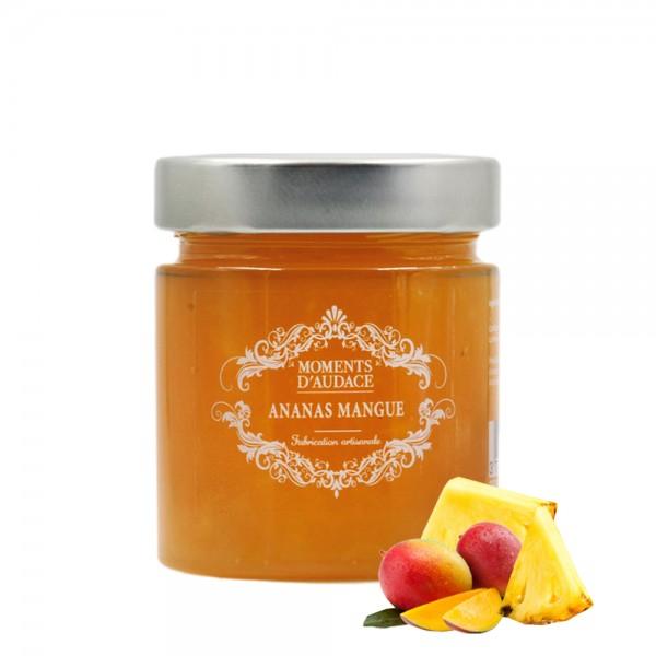 Moment d'audace, Ananas-Mangue - 250g