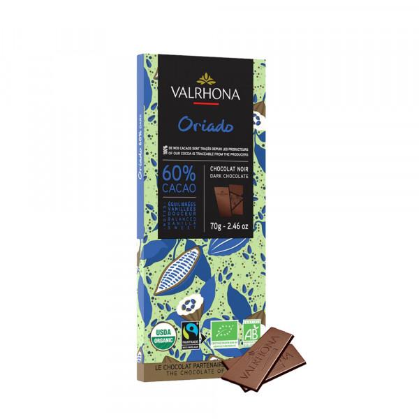 Valrhona - Oriado 60% - 70 g
