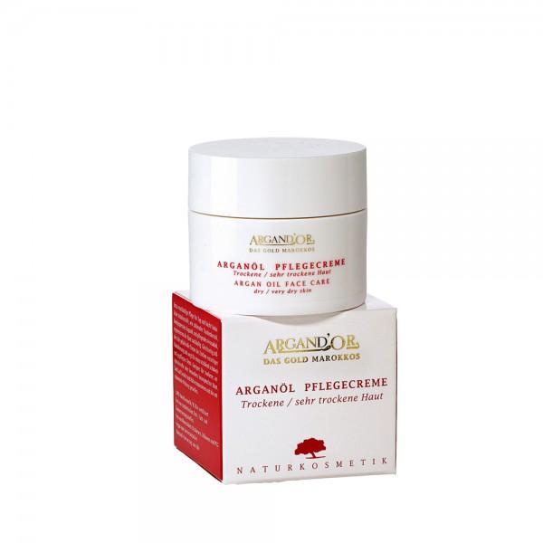 Argand'Or - Arganöl Pflegecreme für trockene Haut
