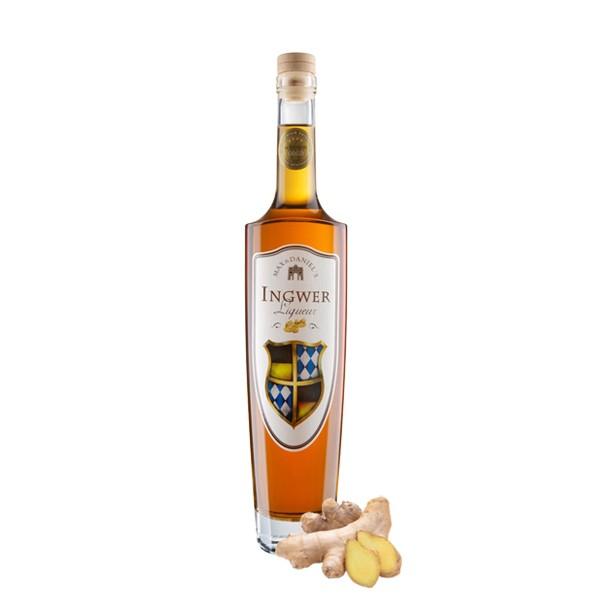 The Duke - Max und Daniel's Ingwer Liqueur 500ml
