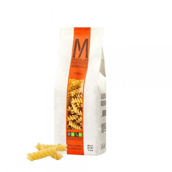 Mancini Pasta - Fusilli - 500g