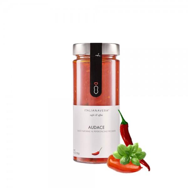 Italianavera - Audace-Chili-Knoblauch-Sauce 280g