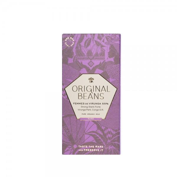 Original Beans - Femmes de Virunga Milk 55%