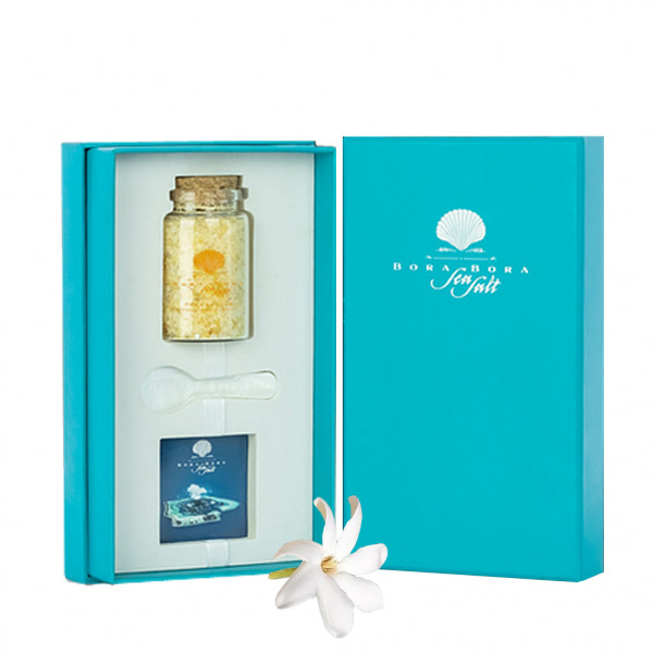 Bora Bora Single Geschenk Box Ingwer & Kurkuma