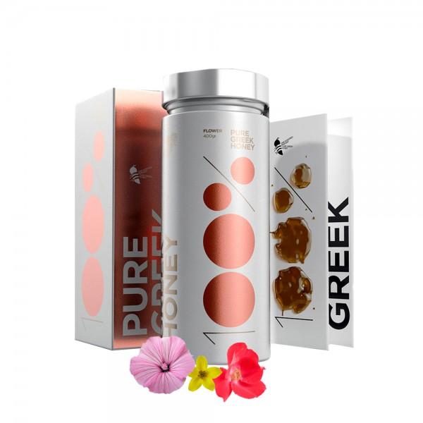 Melizz Griechischer Premium Wildblüten Honig 400g