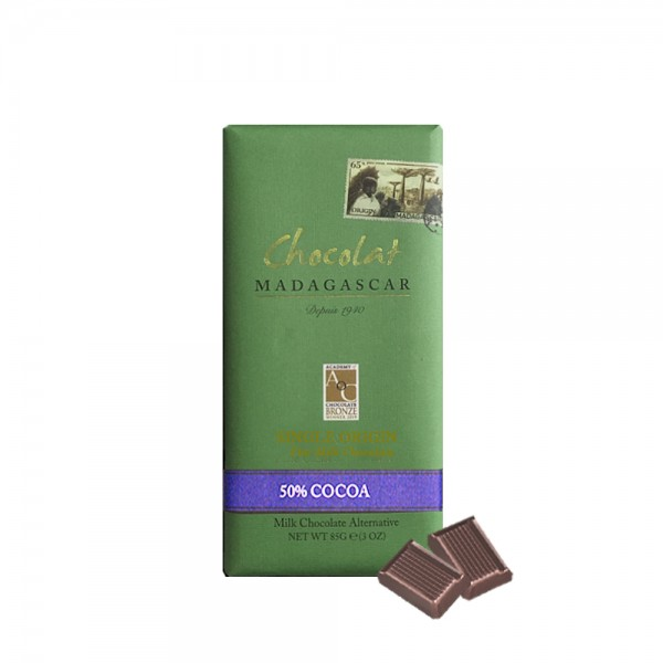Madagaskar - Milchschokolade 50%