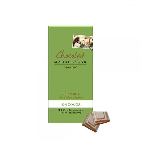 Madagaskar - Vegan Milk »Fine Cashew Chocolate« 40%