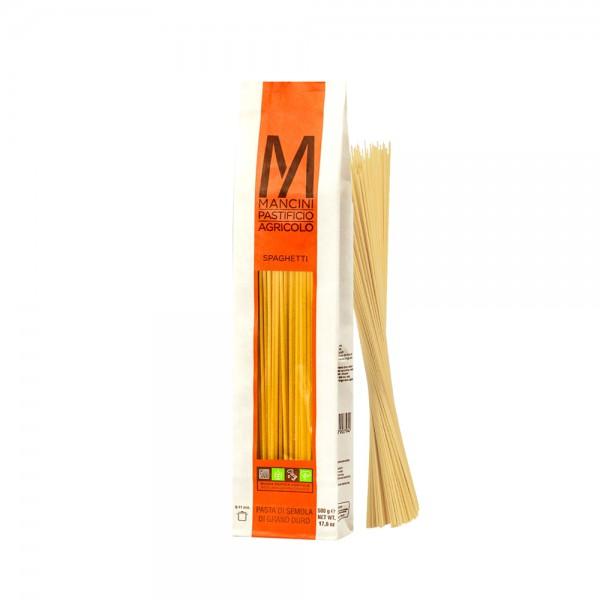 Mancini Pasta - Spaghetti - 500g