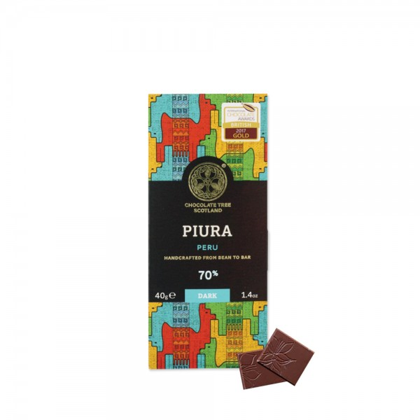 Chocolate Tree - Schokolade Peru Piura 70%