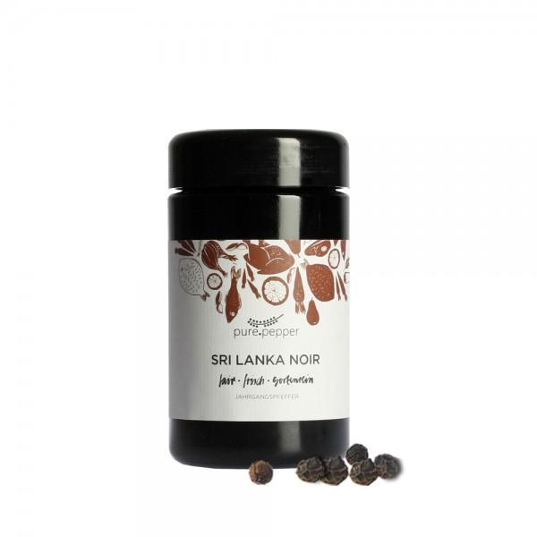 Pure.Pepper - Pfeffer Sri Lanka Noir 70g