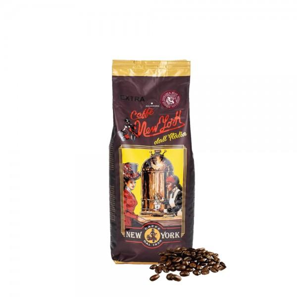 Caffé New York Espresso Extra - Bohnen 500g
