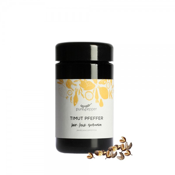 Pure.Pepper - Timut Pfeffer 40g