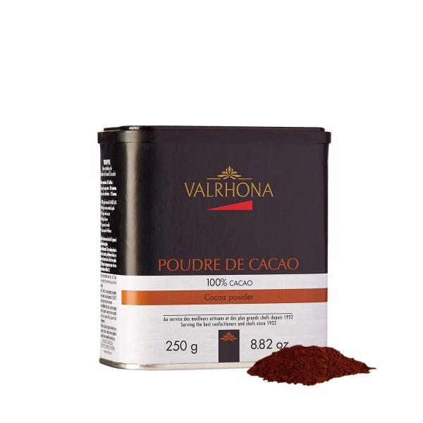 Valrhona - Kakaopulver 100% Kakao