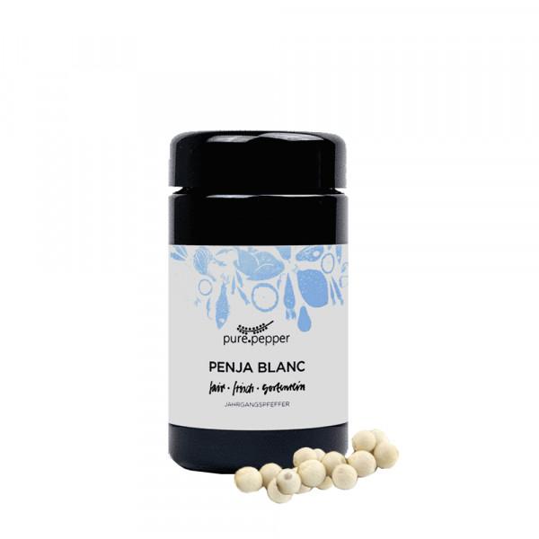 Pure.Pepper - Penja Blanc, Ernte 2021
