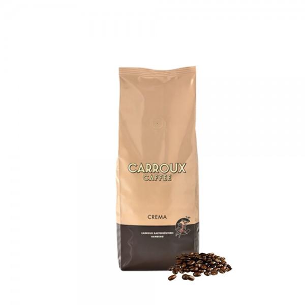 Carroux Caffé Crema 500g